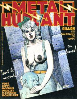Image for Metal hurlant #26