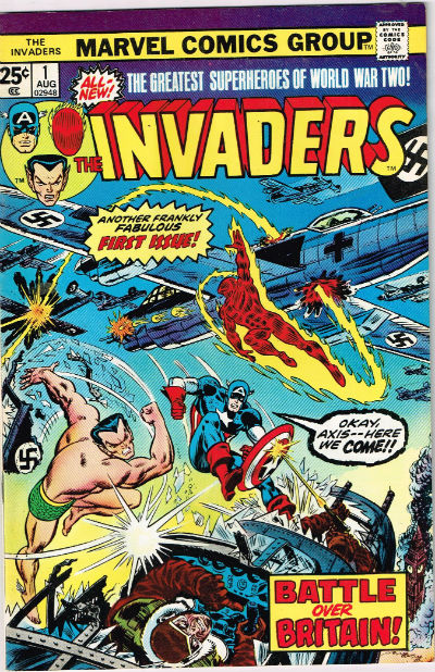 Image for INVADERS, THE #1