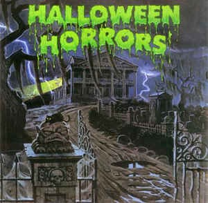 Image for Halloween Horrors: The Sounds Of Halloween (And Other Useful Effects)