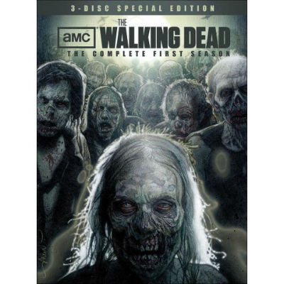 Image for The Walking Dead: The Complete First Season (Special Edition) (3 Discs) (Widescreen)