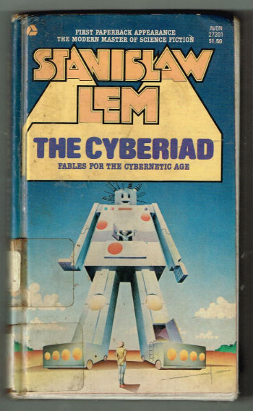Image for Cyberiad: Fables for the Cybernetic Age