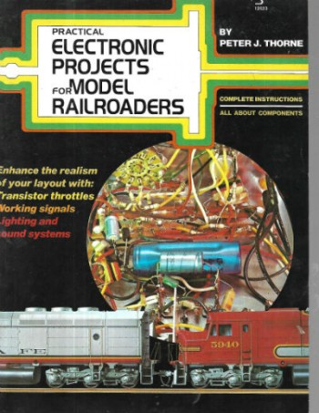 Image for Practical Electronic Projects for Model Railroaders (Paperback)