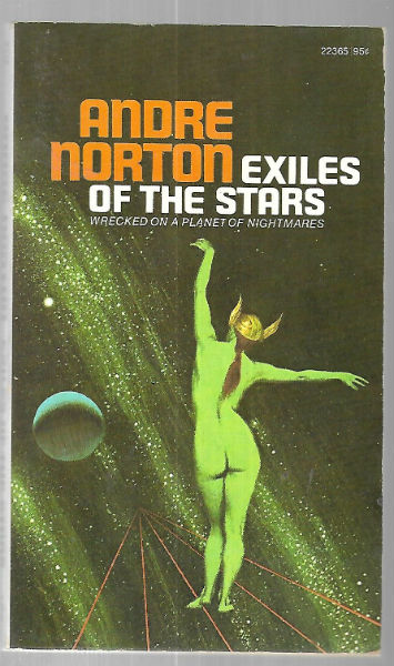 Image for Exiles of the Stars