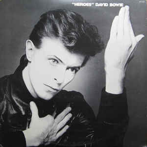 "Image for David Bowie ‎– ""Heroes""  Label:  RCA Victor ‎– AFL1-2522"