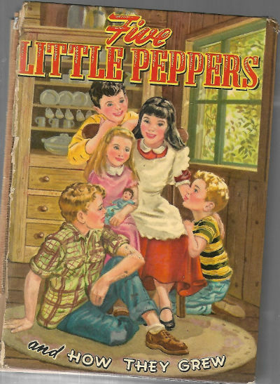Image for Five Little Peppers and How They Grew