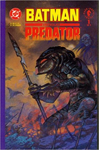 Image for Batman vs Predator #1 of 3 Comics – 1991
