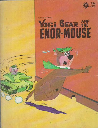 Image for Yogi Bear and the Enor-Mouse