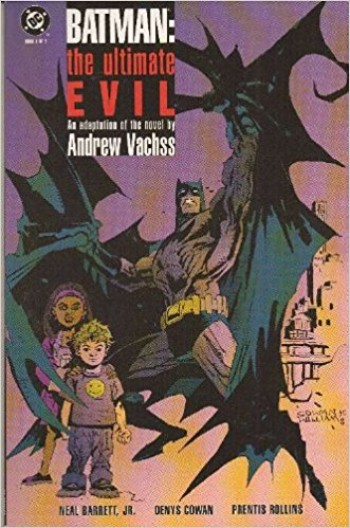 Image for Batman: The Ultimate Evil No. 1 Comics – Color, 1985