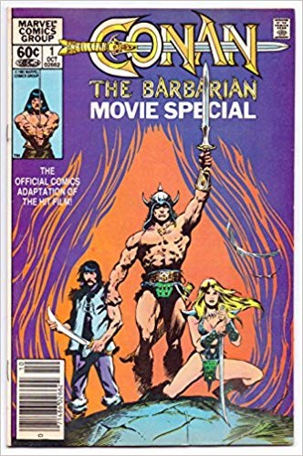 Image for Conan the Barbarian Movie Special (1982) #1