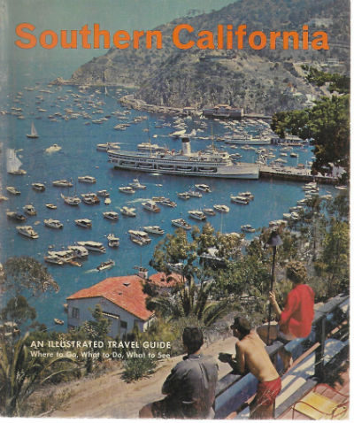 Image for A Sunset Travel Book Southern California an Illustrated Travel Guide Paperback – 1964  by Editors of Sunset Magazine (Author), Sunset Book Editors (Editor)