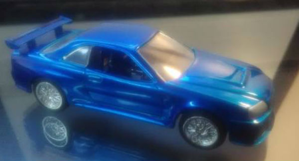1 43 Fast Furious 1999 Nissan Skyline Gt R Silv By Greenlight Toys S