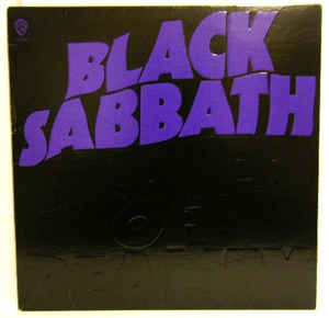 Image for Black Sabbath ‎– Master Of Reality  Label:  Warner Bros. Records ‎– BS 2562  Format:  Vinyl, LP, Album, Repress, Embossed