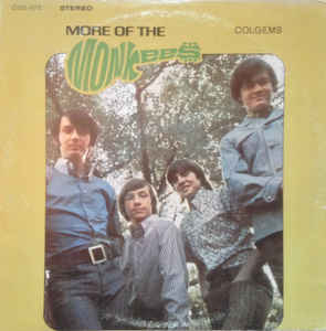 Image for The Monkees ‎– More Of The Monkees  Label:  Colgems ‎– COS-102  Format:  Vinyl, LP, Album, Stereo   Country:  US  Released:  1967  Genre:  Rock  Style:  Pop Rock, Classic Rock
