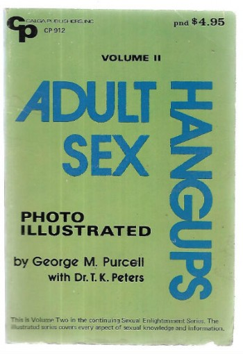 Image for Adult Sex Hangups: Volume II