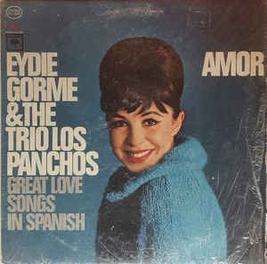 Image for Eydie Gorme and the Trio Los Panchos:Amor