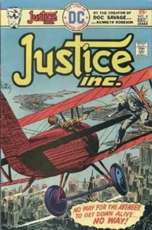 Image for JUSTICE INC. #4