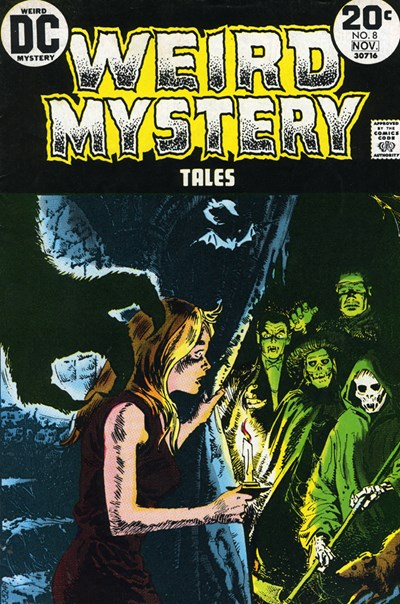 Image for WEIRD MYSTERY TALES #8   VOLUME 1 |  DC