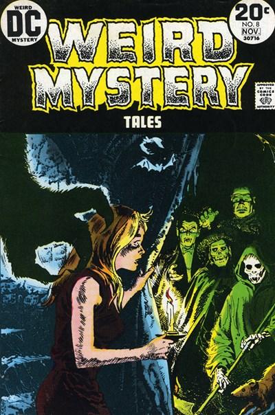 WEIRD MYSTERY TALES #8   VOLUME 1 |  DC