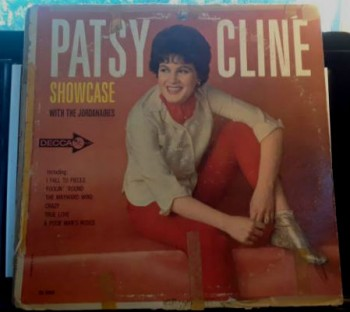"Image for Patsy Cline with the Jodernaires;""Showcase"""