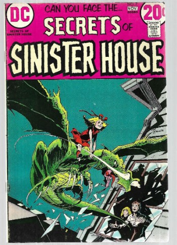 Image for Secrets of Sinister House #7