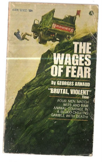 Image for The Wages of Fear