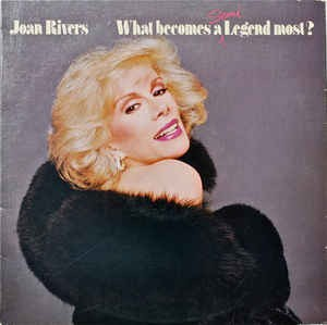 Image for  Joan Rivers ?– What Becomes A Semi-Legend Most?