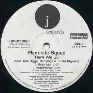 Image for Flipmode Squad Feat. Rah Digga, Rampage & Busta Rhymes ?– Here We Go