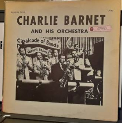 Image for Charlie Barnet and his Orchestra Vol.1