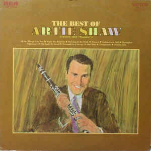 Image for  Artie Shaw And His Orchestra : The Best Of Artie Shaw