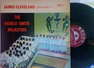 "Image for James Cleveland Presents:The Harold Smith Majestics,""Lord help me to hold out"""