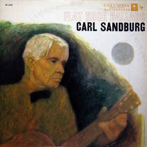 Image for Carl Sandburg: Fla Rock Ballads