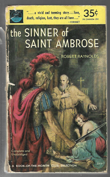 Image for The Sinner of Saint Ambrose