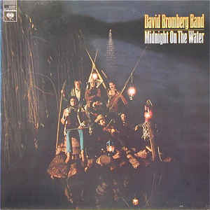 Image for David Bromberg Band:Midnight on the Water