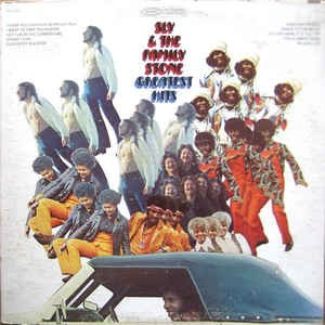 Image for  Sly & The Family Stone ?– Greatest Hits