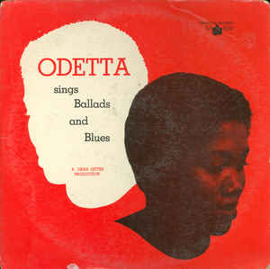 Image for Odetta ?– Sings Ballads And Blues