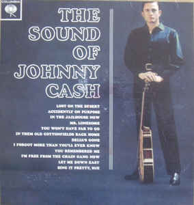 Image for Johnny Cash ?– The Sound Of Johnny Cash