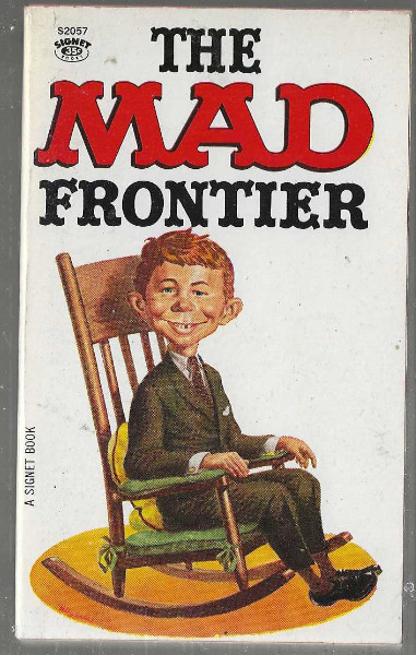 Image for THe Mad Frontier
