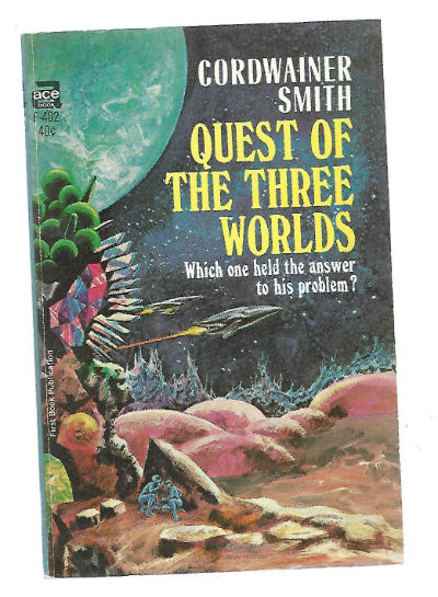 Image for Quest of the Three Worlds