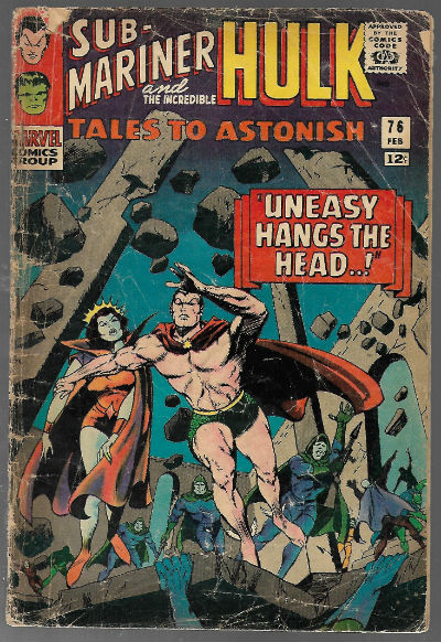 Image for Tales to Astonish (191st Series) #76