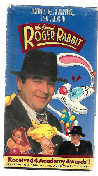 Image for Who framed Roger Rabbit?