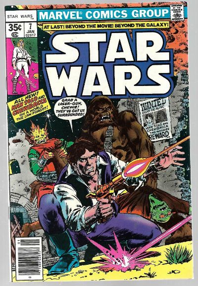 Image for Star Wars (1977 Marvel) #6REP