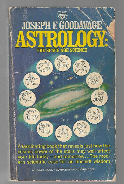 Image for Astrology the Space Age Science