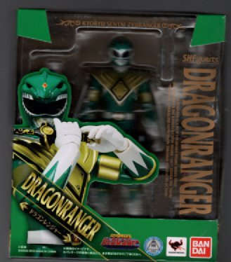 Image for BANDAI S.H.Figuarts Kyoryu Sentai Zyuranger ARMED TYRANNO RANGER Action Figure