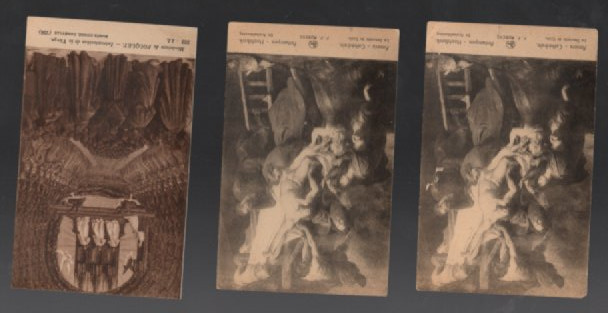 Image for 3 Vintage Postcards:2 from Brussels about Peter Paul Ruebens