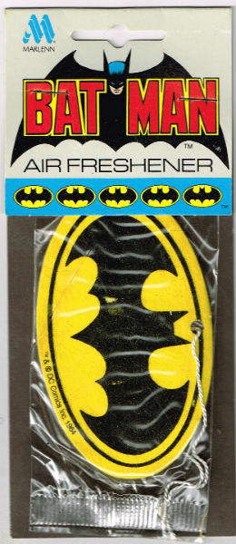 Image for Batman air-freshener sealed