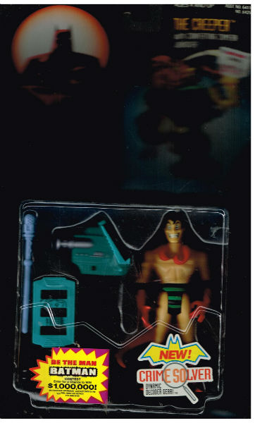 Image for The New Adventures Batman The Creeper Action Figure  by Batman