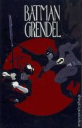 Image for Batman grendel;Ashcan Red