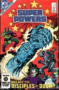 Image for Super Powers (1984 1st Series) #1