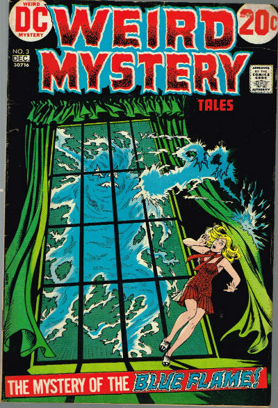 Image for WEIRD MYSTERY TALES #3   VOLUME 1 |  DC