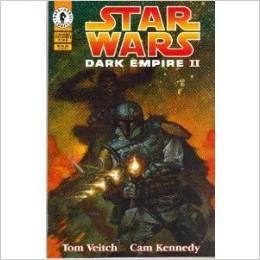 STAR WARS - DARK EMPIRE II -#2 OF 6 -DUEL ON NAR SHADDAAJan 1, 1995  by Tom Veitch and Cam Kennedy